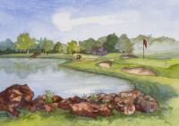 Barnesley Gardens Golf - #14 The General