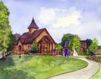 Barneslye Gardens Chapel