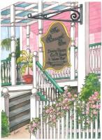 Beaufort Inn Entrance