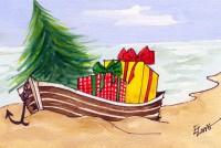 Dingy Christmas Card