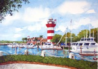 Harbor Town Marina Village