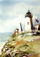 Pemaquid Light House - Maine
