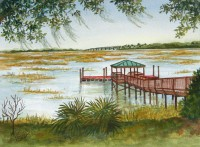 Pinckney Retreat Dock