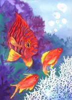 Potter's Angfel Fish