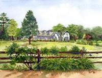 Rice House - Barnslley Gardens Resort