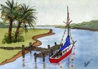 Sailboat Christmas