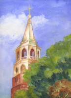 St. Michael's Steeple - Charleston, SC