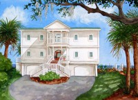 Young Hme, Fripp Island, SC -  Commission