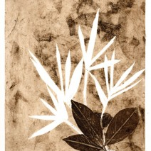 Bamboo on Rice Paper #1